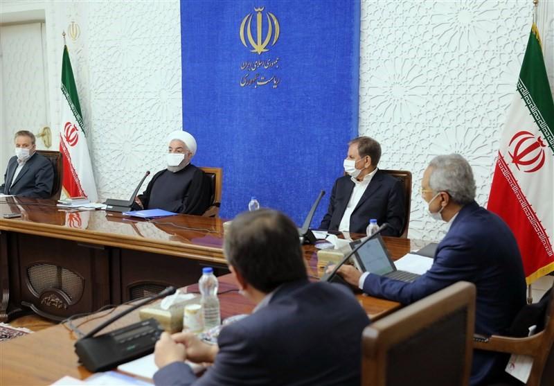 روحانی: طرحهای احداث آب شیرین کن در اولویت دولت و صندوق توسعه ملی قرار دارد