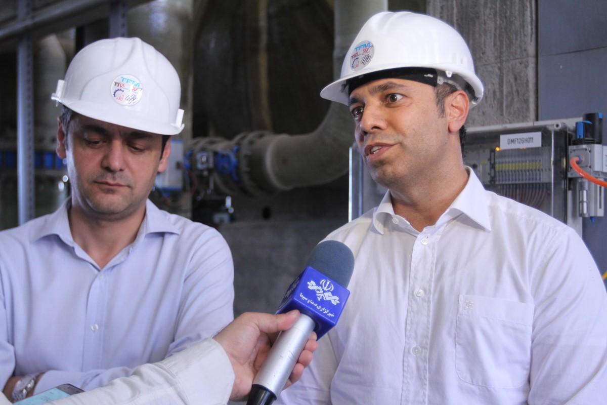مدیرعامل آبفا هرمزگان: ۵۰  درصد نیاز آبی استان هرمزگان از طریق کارخانه های آب شیرین کن تامین می شود