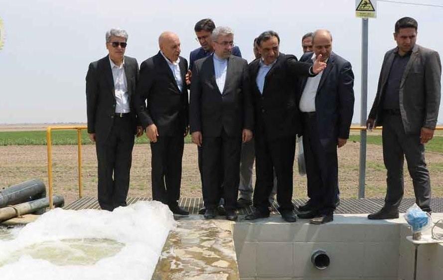 با صدور مجوز جدید از سوی وزارت نیرو ظرفیت شیرین سازی آب دریای خزر افزایش می یابد